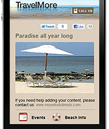 Mobile Site Example 2